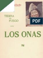 ONAS ARQUEROS ANCESTRALES