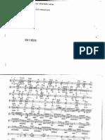 Donatoni - Omar (Per Vibrafono)