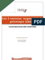 PDF Los 3 secretos de la psicología laboral.pdf