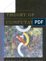 The Theory of Computation