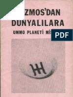 Kitap 17 Kozmos'dan Dünyalılara-Ummo Planeti Misyonu