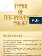 Types of FI Policy