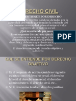 Derecho Civil i Sesion