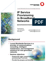 40300510 Lucent IP Service Provisionning