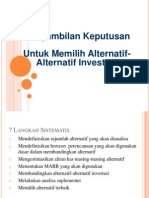 Metode Internal Rate of Return