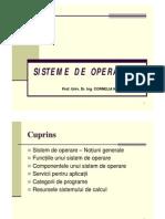 Sisteme Operare - Novac
