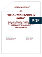 457[1]. Hr Outsourcing in India