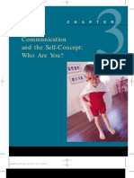 Communication and the Self Concept_Book Chapter