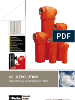 Catalogue OIL X Evolution Filters