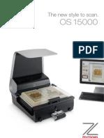 Color Scanner Os15000