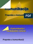 8 Tjedan Prepreke u Komunikaciji i Asertivnost 2010 2011web