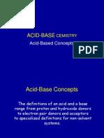 1 Acid Base Concepts