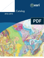 Esripress Catalog 2012