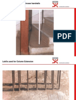 FOSROC PPT on Grouts & Anchors