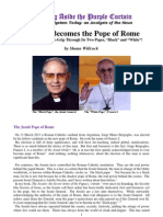 Jesuit Becomes the Pope of Rome