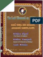 The Ledi Dhamma on Nibbana