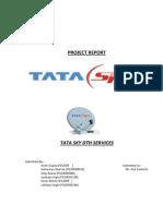 Report on Tata Sky