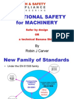 Functional Safety for Machinery