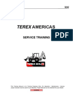 Terex BHL Train Manual