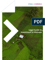 Legal Guide to Investment in Vietnam