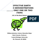 101 Earth Science Demos