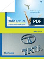 Tata Capital Presentation
