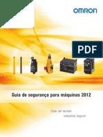 OMRON - Guia de segurança para máquinas 2012