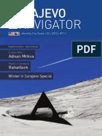 Sarajevo Navigator City Guide / February 2013 - No. 71