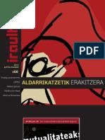 166 iraultzen (aldizkari sindikala, revista sindical, journal syndical)