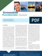 Update Economische Vooruitzichten - Februari 2013
