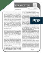 Easter 09 HPC Newsletter