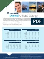 Economische Vooruitzichten Centraal-Europa - Maart 2013