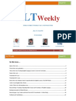 ELTWeekly Issue 21