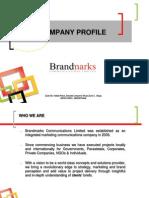 Brandmarks Company Profile Curent