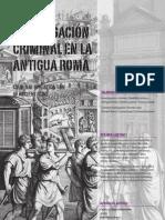 Crimonologia en Roma