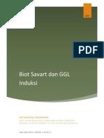 Fis - Biot Savart Dan Ggl Induksi