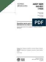 ABNT - NBR ISO IEC 17025 - 2006-2[1]