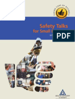Safety Talks for Small Business