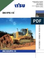 Komatsu D61EXPX-15