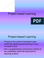 Project Based Learning 2010