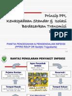 Kewaspadaan Standar & Isolasi AD 2012_dr. Andaru
