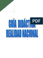 GUIA DID+üCTICA REALIDAD NACIONAL2009.doc