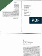 5 - Política entre las naciones (Caps 1 y 2)- HANS MORGENTHAU