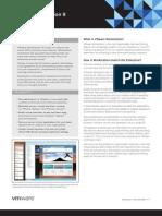 VMware Workstation Datasheet