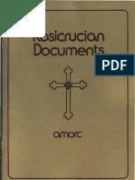 Rosicrucian Documents.pdf