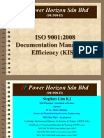 ISO 9001-2008 Documentation