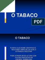 o tabaco
