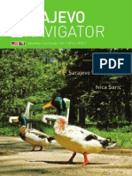 Sarajevo Navigator City Guide  / April 2013 - No. 73