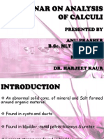 Introduction of Calculi