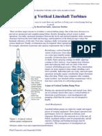 Revitalizing Vertical Lineshaft Turbines